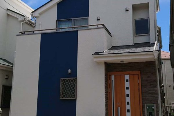 長野県上田市 外壁塗装 屋根塗装 ナノコンポジットW