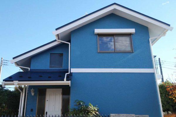 長野県大町市 外壁塗装 屋根工事 屋根カバー工法