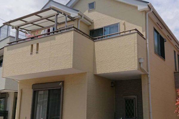 長野県伊那市 外壁塗装、付帯部塗装、アドグリーンコート