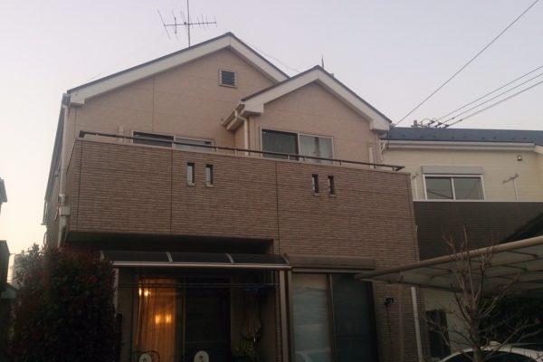 長野県長野市 外壁塗装 屋根塗装 コーキング工事