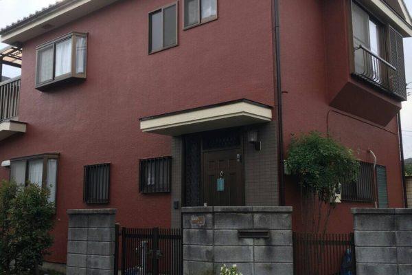 長野県上田市 外壁塗装 コーキング打ち直し 付帯部塗装