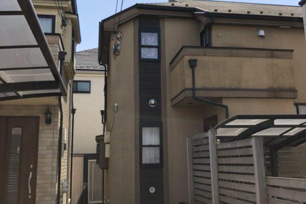 長野県駒ヶ根市 屋根塗装 外壁塗装 付帯部塗装