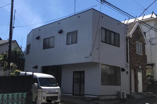 長野県長野市 外壁塗装