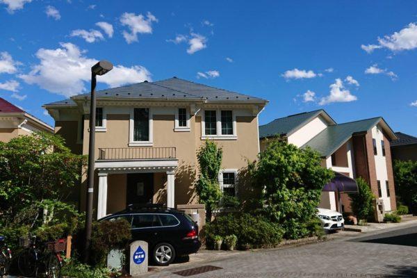 長野県上田市 屋根塗装 付帯部塗装