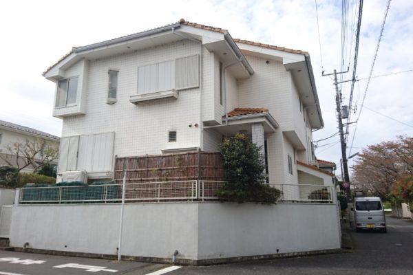 長野県諏訪市 外壁塗装 屋根葺き替え工事 付帯部塗装