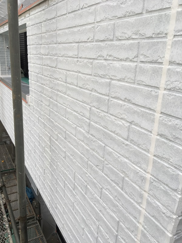 長野県小諸市 外壁塗装 外壁塗装の工程 無機系塗料ダイヤスーパーセラン