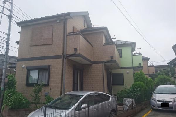 長野県長野市 外壁塗装 屋根塗装 シーリング工事