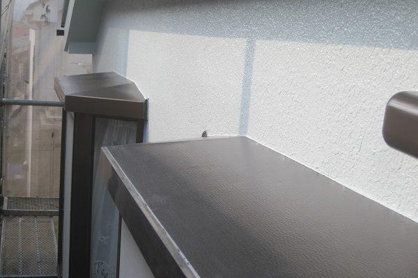 長野県須坂市 外壁塗装 付帯部塗装 霧除け庇 付帯部塗装の重要性