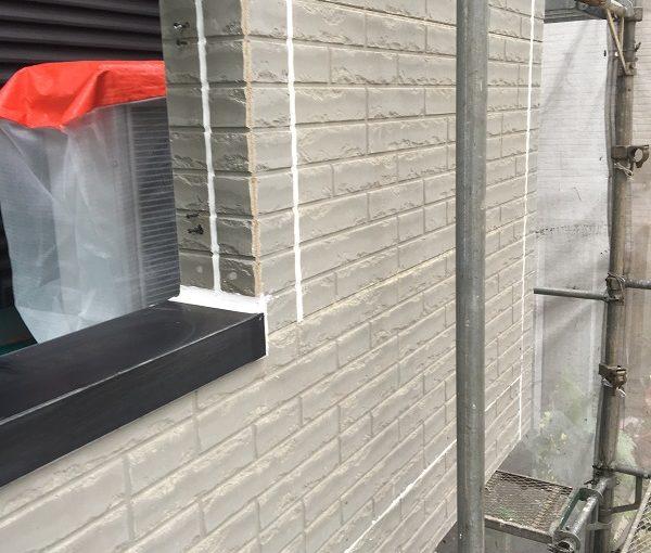 長野県松本市 外壁塗装 カラーシュミレーター コーキング打ち替え工事 オートンイクシード