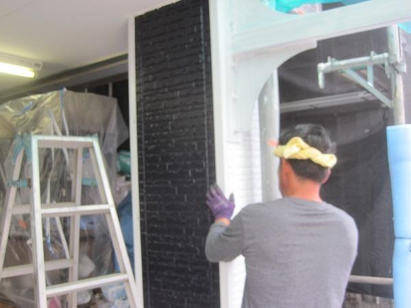 長野県松本市 外壁塗装 アステックペイント 超低汚染リファイン1000Si-IR 定期訪問サポート