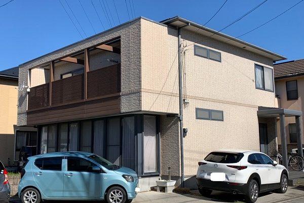 長野県松本市 外壁塗装