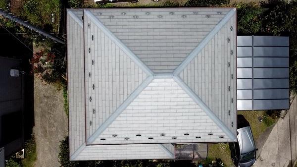 長野県長野市 屋根塗装 無料現場調査 屋根の状態によって塗装できない場合があります